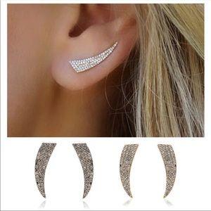 🆕 Rhinestone Earrings